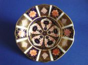 Royal Crown Derby 'Old Imari Japan' Pattern 1128 Dish c1935
